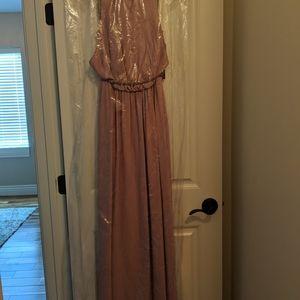 Bridesmaid dress quartZ color size 4